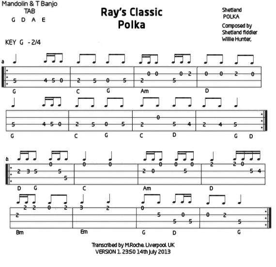 Ray's Classic Polka